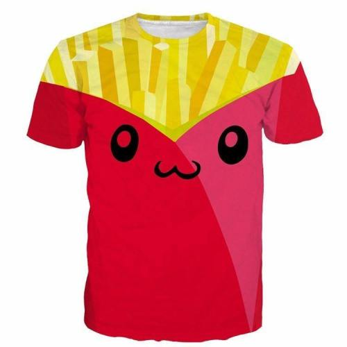 Smile With Fries T-Shirt
