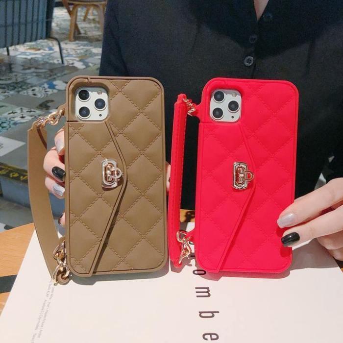 Handheld Phone Case Wallet
