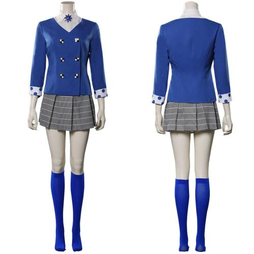 Heathers The Musical-Veronica Sawyer Uniform Skirt Outfits Halloween Carnival Costume Cosplay Costume
