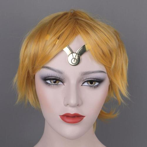 Eternals Thena Headband Azura Cosplay Hairband Halloween Party Props
