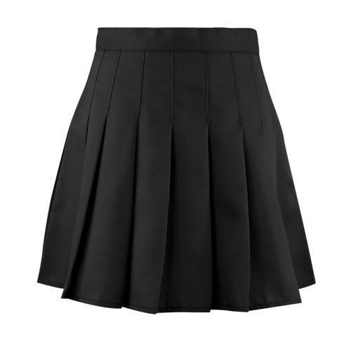 Japanese Pleated High Waist College Style Mini Skirt