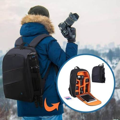 Ultimate Camera Backpack