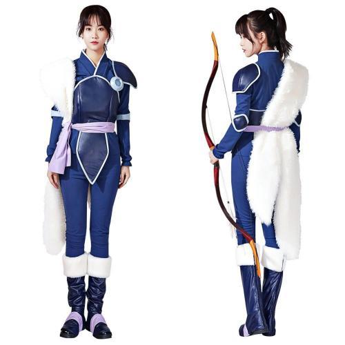 Yashahime: Princess Half-Demon - Setsuna Pants Outffits Halloween Carnival Suit Cosplay Costume