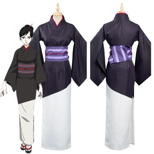 The Princess Of Snow And Blood Yukimura Sawa Outfits Halloween Carnival Suit Cosplay Costume