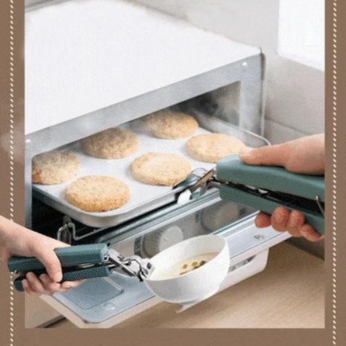 Stainless Steel Dish Holding Clamp