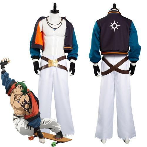 Sk8 The Infinity Joe/Kojirou Nanjou Halloween Carnival Costume Cosplay Costume