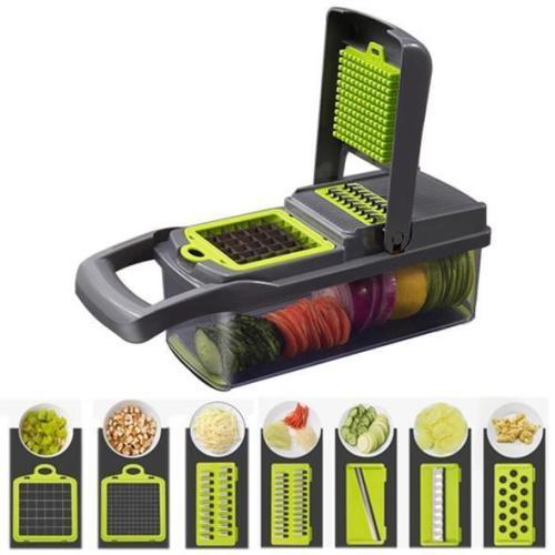 Smart Vegetable Slicer