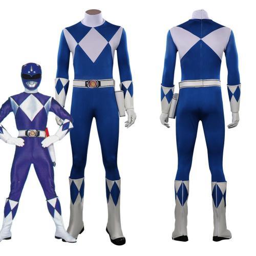 Anime Kyoryu Sentai Zyuranger -Dan/Tricera Ranger Bodysuit Outfits Halloween Carnival Suit Cosplay Costume