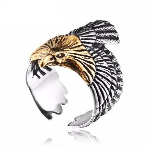 Prey Stainless Steel Ring