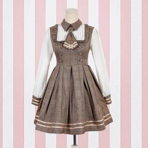 Mori Student Dress