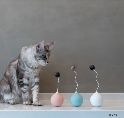 Electric Cat Toy
