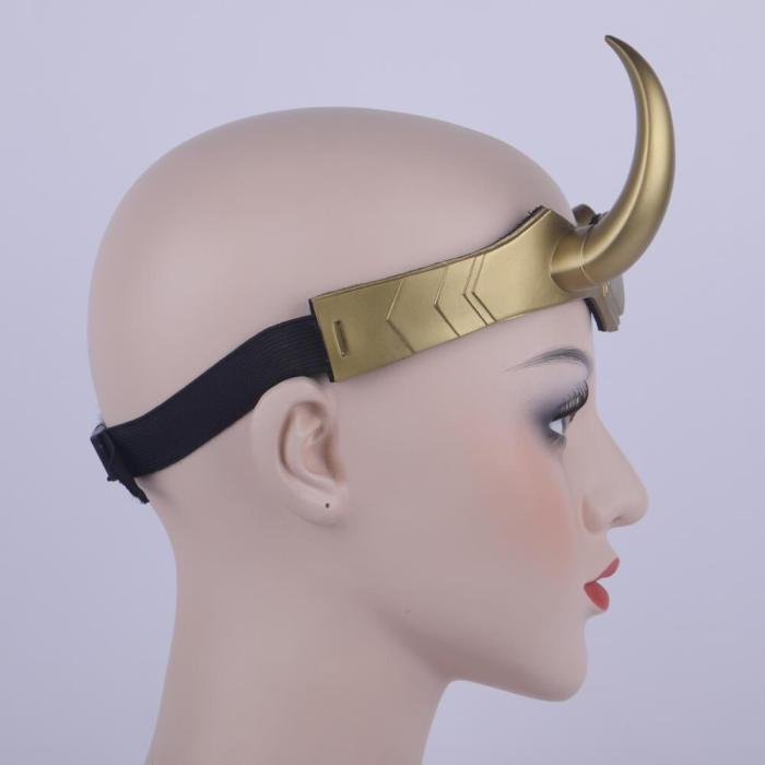 Lady Loki Women Cosplay Headring Halloween Props