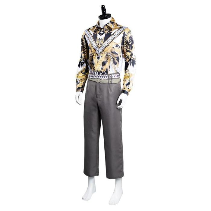 Game Light And Night Charlie Shirt Pants Outfits Halloween Carnival Suit Cosplay Costume