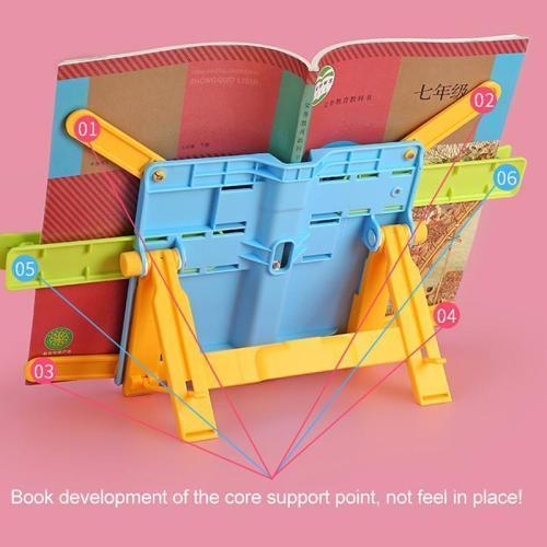 Foldable Portable File Holder Organizer Bracket