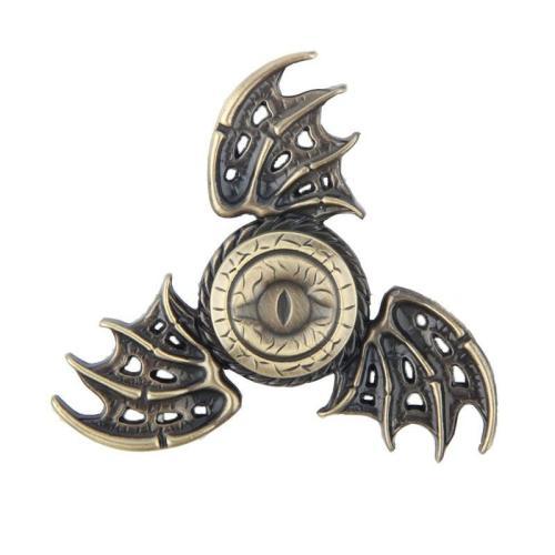 Dragon'S Eye Steel Fidget Spinner