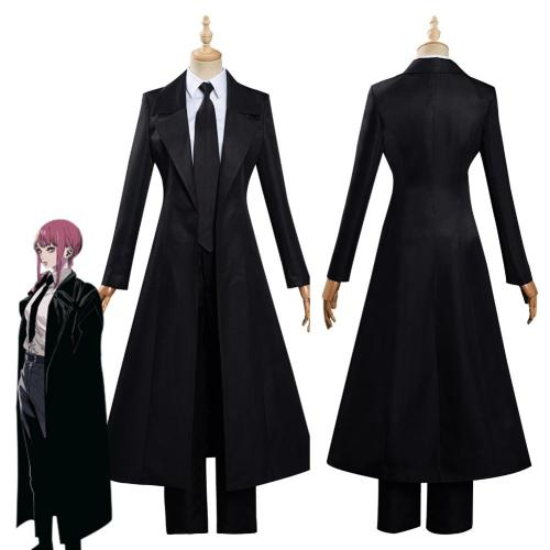 Chainsaw Man Makima Outfits Halloween Carnival Suit Cosplay Costume
