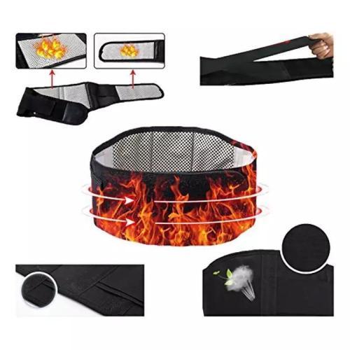 Self-Heating Magnetic