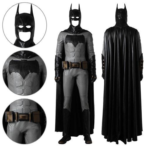 Batman Bruce Wayne Justice League Cosplay Costume
