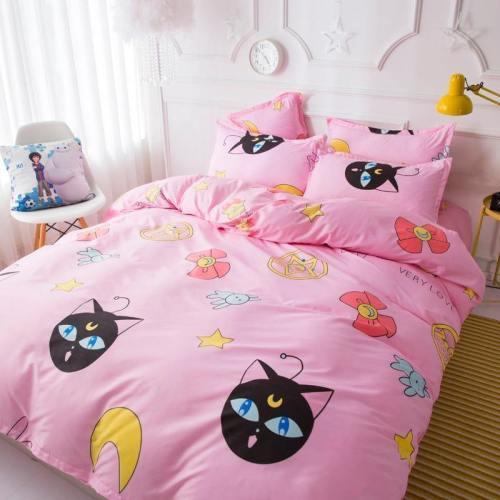Magical Girl Bedding Set