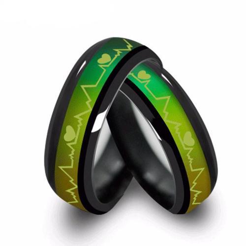 Blackbeat Titanium Thermo-Ring