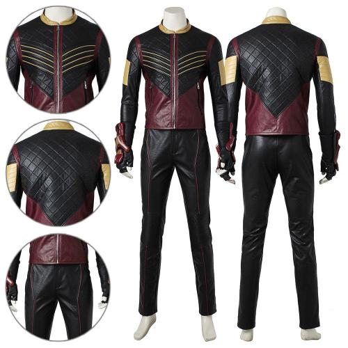 Vibe The Flash Cosplay Costume
