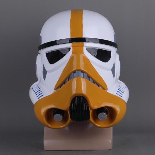 Star Wars Artillery Stormtrooper Pvc Helmet Halloween Cosplay Adult Masquerade Props