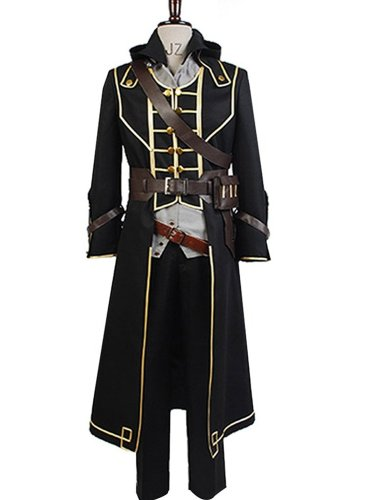 Dishonored Corvo Attano Outfit Halloween Carnival Suit Cosplay Costume