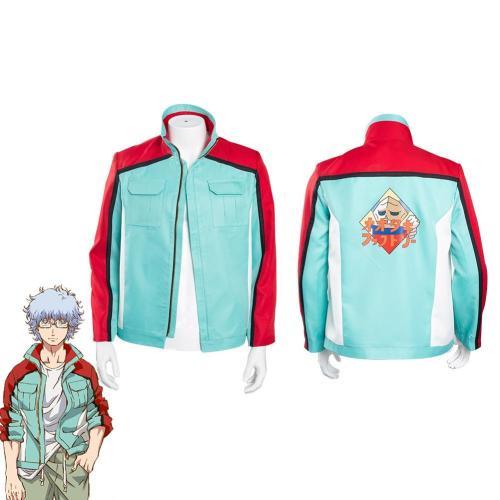 Godzilla Singular Point Yun Arikawa Jacket Coat Halloween Carnival Suit Cosplay Costume