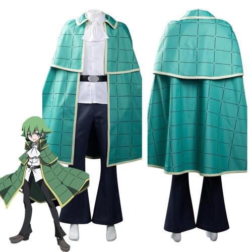 Shaman King The Super Star - Rizerugu Daizeru Outfits Halloween Carnival Suit Cosplay Costume