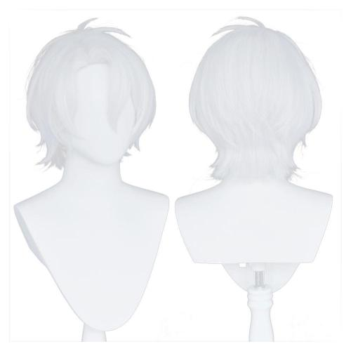 The Case Study Of Vanitas-Noé Archiviste Heat Resistant Synthetic Hair Carnival Halloween Party Props Cosplay Wig