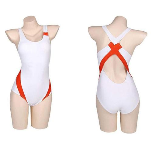 Darling In The Franxx Zero Two 02 Swimwear Outfits Halloween Carnival Suit Cosplay Costume