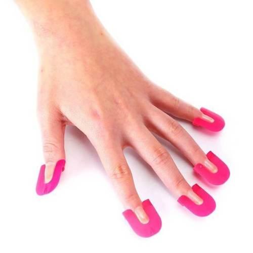Nail Polish Finger Cover
