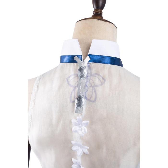 Genshin Impact Jean Sea Breeze Summer Skin Cosplay Costume Swimsuit