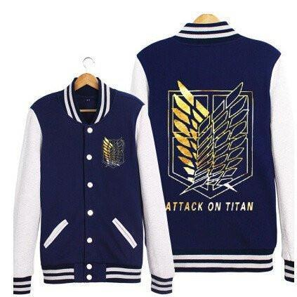 Attack On Titan Premium Jacket
