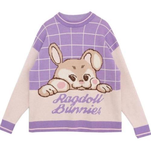 Ragdoll Bunnies Sweater