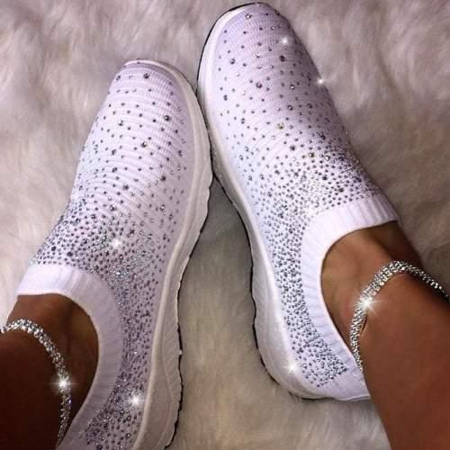 Crystal Sizzle Sneakers