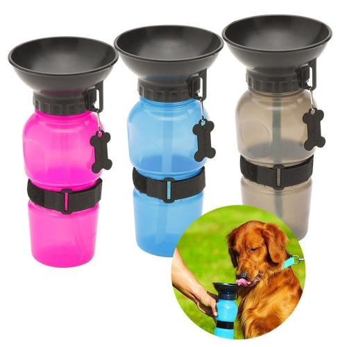 Doggy Portable Drinking Water Bottle