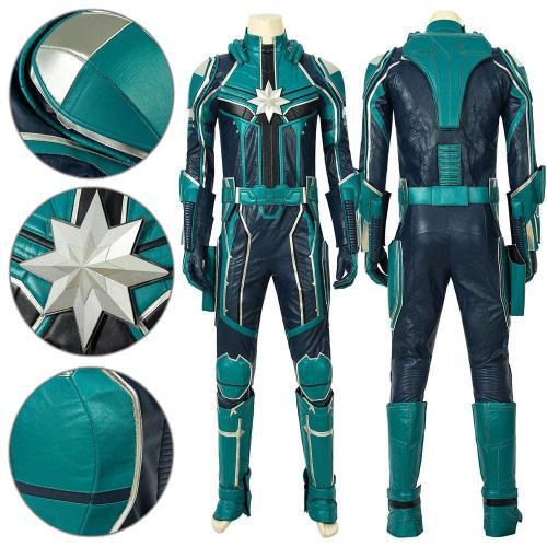 Yon-Rogg Captain Marvel Cosplay Costume