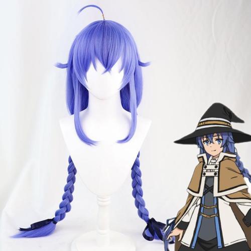 Mushoku Tensei: Jobless Reincarnation Roxy Migurdia Blue Cosplay Wig