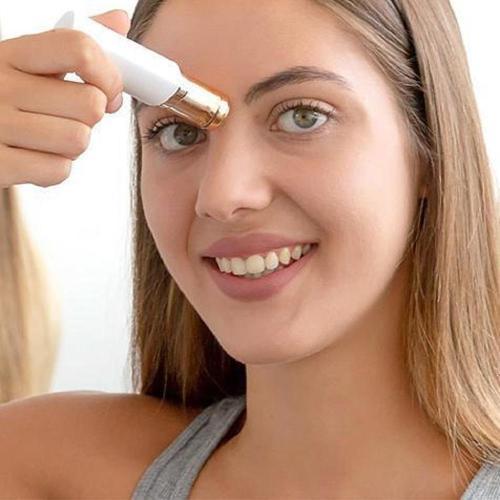 Usb Gold Painless Facial Hair Remover
