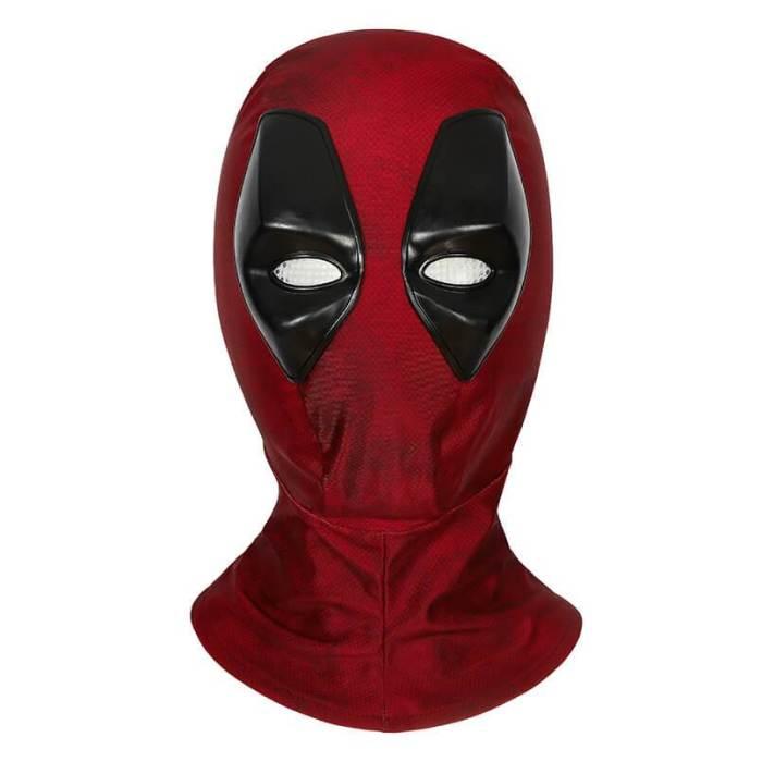 Kids Deadpool Jumpsuit Cosplay Costume Halloween Masquerade Bodysuit