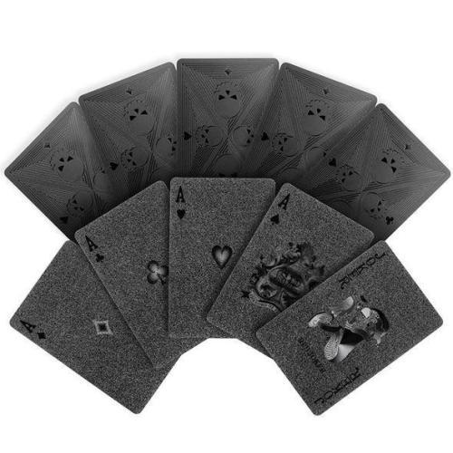 Blackmagic Diamond Playing Card