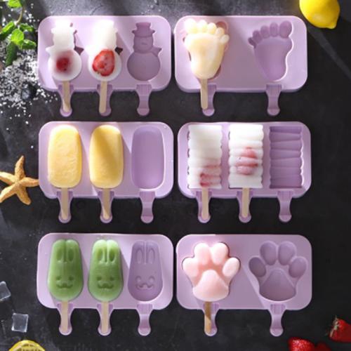 Diy Creative Ice Cream Mold