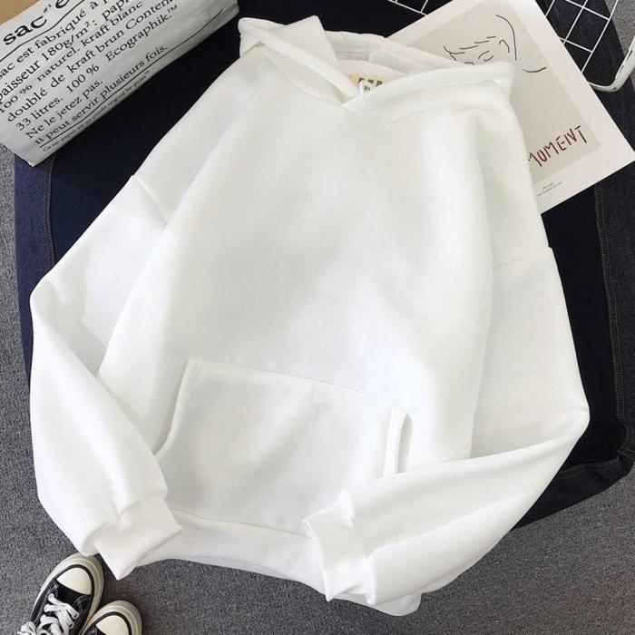 Anime Hoodie Loose Aesthetic Handsome Print Mo Dao Zu Shi Oversize Sweatshirt Streetwear Japanese Tops