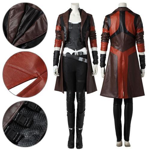 Gamora Guardians Of The Galaxy Vol. 2 Cosplay Costume