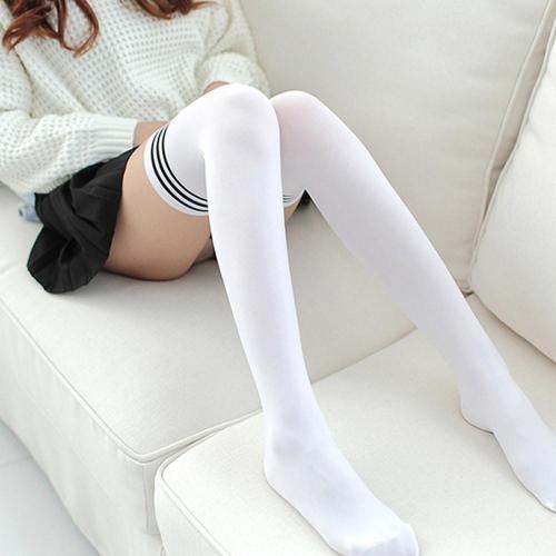 School Girl Stockings (2 Colors)