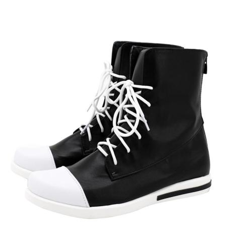Cyberpunk  Halloween Costumes Accessory Custom Made Cosplay Shoes Boots