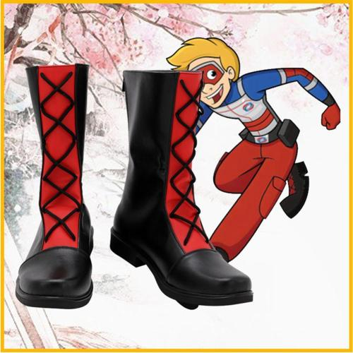 Anime Henry Danger Henry Boots Halloween Costumes Accessory Custom Made Cosplay Shoes
