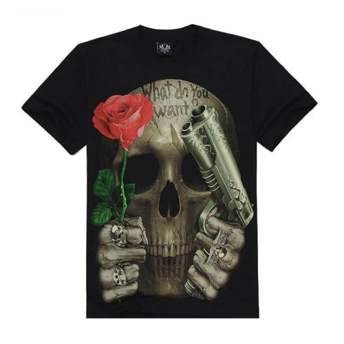 Skulls & Wolfs Collection T-Shirt V5