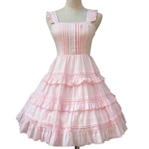 Pink Serenity Dress